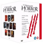 Ultimate Horror Collection  [Region 2]