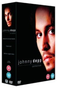 Johnny Depp Box Set [Region 2]