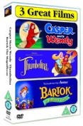 Casper Meets Wendy/Thumbelina/Bartok the Magnificent [Region 2]
