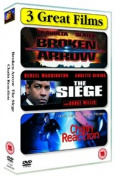 Broken Arrow/The Siege/Chain Reaction [Region 2]