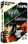 Platoon/Windtalkers/Behind Enemy Lines [Region 2]