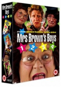 Mrs Brown's Boys: Parts 1-4 [Region 2]