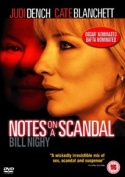Notes On a Scandal [Region 2]