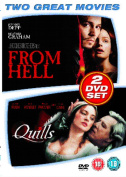 From Hell/Quills [Region 2]