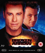 Broken Arrow [Region 2] [Blu-ray]
