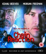 Chain Reaction [Region 2] [Blu-ray]
