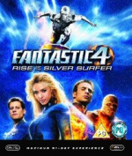 Fantastic 4 [Region 2] [Blu-ray]