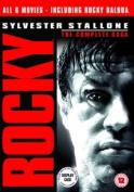 Rocky: The Complete Saga [Region 2]