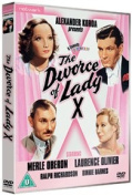 Divorce of Lady X [Region 2]