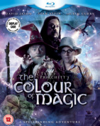The Color of Magic [Region B] [Blu-ray]