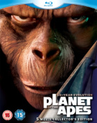 The Planet of the Apes [Region B] [Blu-ray]