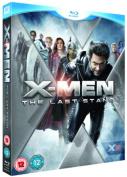 X-Men 3: The Last Stand [Region B] [Blu-ray]