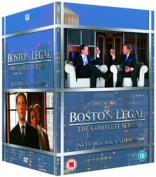 Boston Legal: Seasons 1-5 [Region 4]