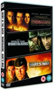 Enemy at the Gates/Windtalkers/Hart's War [Region 2]