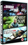 Bridge Too Far/The Great Escape/Battle of Britain [Region 2]