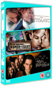 Titanic/The Man in the Iron Mask/Romeo and Juliet [Region 2]