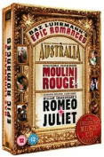 Romeo and Juliet/Moulin Rouge/Australia [Region 2]