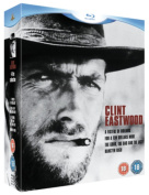 Clint Eastwood Collection [Region B] [Blu-ray]
