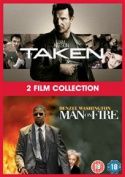 Taken/Man On Fire [Region 2]