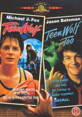 Teen Wolf/Teen Wolf Too by TCFHE - Shop Online for Movies ...