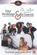 Four Weddings and a Funeral [Region 2]