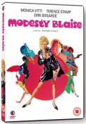 Modesty Blaise [Region 2]