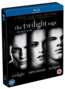 Twilight Saga [Region B] [Blu-ray]