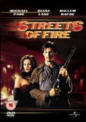 Streets of Fire [Region 2]