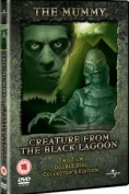 Mummy/Creature from the Black Lagoon