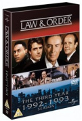 Law and Order: Season 3 [Region 2]
