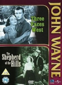 Three Faces West/Shepherd of the Hills [Region 2]
