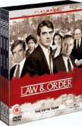 Law and Order: Season 5 [Region 2]