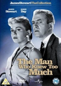 Man Who Knew Too Much [Region 2]