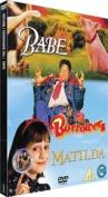 Babe/The Borrowers/Matilda [Region 2]