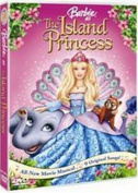 Barbie: The Island Princess [Region 2]