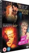 Shakespeare in Love/Marie Antoinette/Vanity Fair [Region 2]
