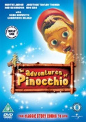 Adventures of Pinocchio [Region 2]