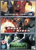 Spider-Man 3/Ghost Rider/Hulk [Region 2]