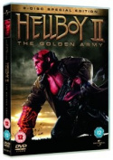 Hellboy 2 - The Golden Army [Region 2]
