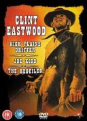 High Plains Drifter/The Beguiled/Joe Kidd [Region 2]