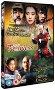 Curse of the Golden Flower/Fearless/Crouching Tiger, Hidden... [Region 2]