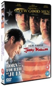 Few Good Men/Born On the Fourth of July/Jerry Maguire [Region 2]