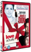Notting Hill/About a Boy/Love Actually [Region 2]