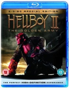 Hellboy 2 - The Golden Army [Region 2] [Blu-ray]