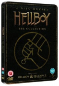 Hellboy/Hellboy 2 - The Golden Army [Region 2]
