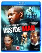 Inside Man [Region B] [Blu-ray]