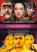 Curse of the Golden Flower/Crouching Tiger, Hidden Dragon [Region 2]