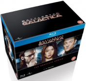 Battlestar Galactica - The Complete Series [Regions 2,4] [Blu-ray]