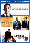 Seven Pounds/Reign Over Me/The Pursuit of Happyness [Region 2]