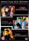 Cruel Intentions/Cruel Intentions 2/Cruel Intentions 3 [Region 2]